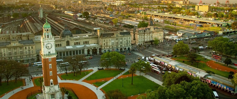 2007 | Foi inaugurado o escritório de Buenos Aires, na Argentina.