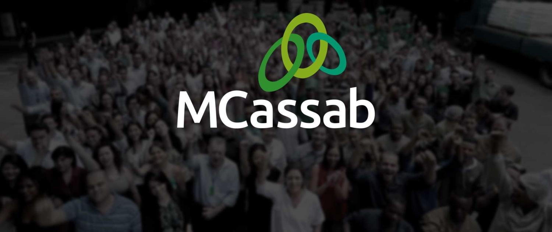 2014 | Em 2014 o Grupo MCassab promoveu uma renovação de sua marca institucional, lhe garantindo maior dinamismo e jovialidade.