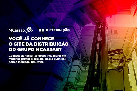 Site Distribuição de Químicos