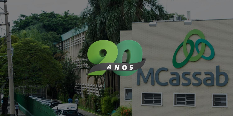 2018   Grupo MCassab completa 90 anos com 5 Áreas